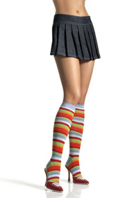 KNEE HIGHS RAINBOW ADULT