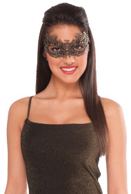 LACE MASK GOLD