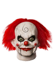 DEAD SILENCE MARY SHAW CLOWN PUPPET MASK