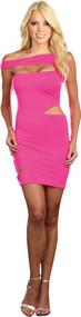 NEON DRESS PINK SMALL