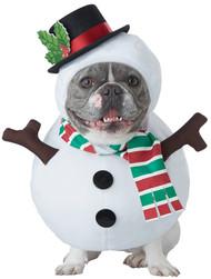SNOWMAN DOG MD