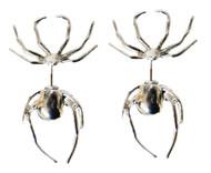 SPIDER GAUGE EARRINGS