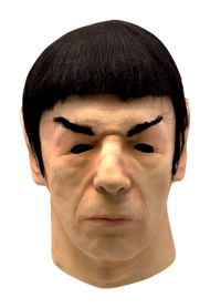 SPOCK MASK STAR TREK