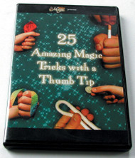 DVD 25 TRICKS WITH A THUMB
