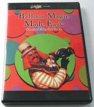 DVD BALLOON MAGIC MADE EASY