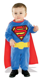 SUPERMAN INFANT 6-12 MONTHS