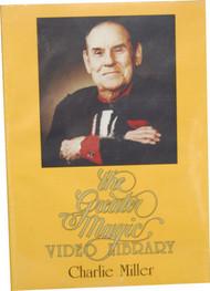 DVD CHARLIE MILLER 18 DVD