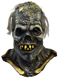 Front view of the Cragmoor Zombie mask