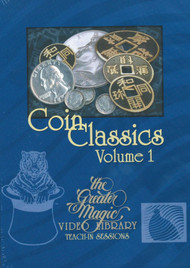 DVD COIN CLASSICS VOL 1 TEACH