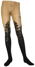 TIGHTS HAUNTED HOUSE