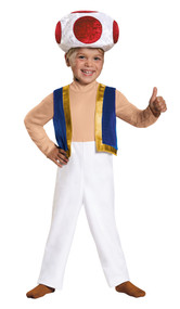 TOAD TODDLER 3-4T