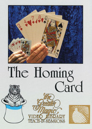 DVD HOMING CARD TEACH TO