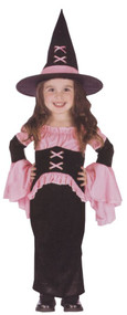 WITCH PRETTY PINK TODDLER SMAL