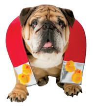 ZELDA CHICK MAGNET DOG M/L