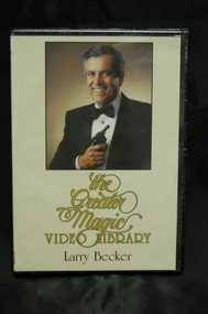 DVD LARRY BECKER VOL 16