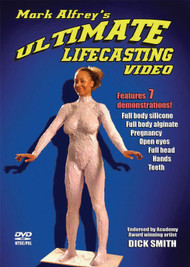 DVD LIFE CASTING ULTIMATE