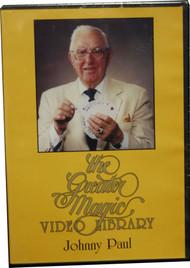 JOHNNY PAUL 14 DVD