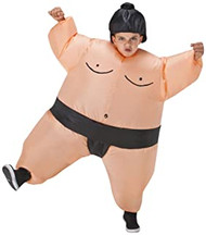 SUMO KIDS COSTUME INFLATABLE Front View