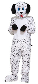 DALMATIAN DOTTY THE MASCOT Front View