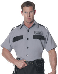 PRISON GUARD SHIRT ONE SIZE