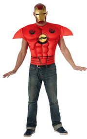 IRON MAN MUSCLE CHEST ADULT
