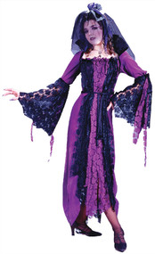 DRACULA BRIDE ONE SIZE ADULT