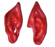 EARS DEVIL RED