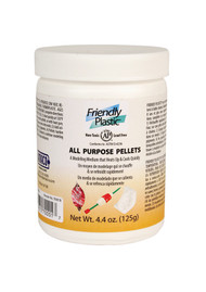 FRIENDLY PLASTIC 4.4 OZ JAR
