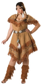 NATIVE AMERICAN MAIDEN 2XL