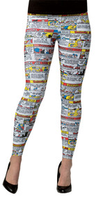 LEGGINGS BAZOOKA ADULT SMALL