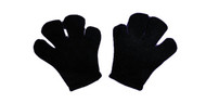 MOUSE MITTS BLACK