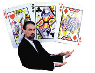 PLAYING CARD CUTOUTS 1 CARD=1
