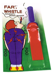 RUBBER RAZZER FART WHISTLE