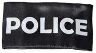 SATIN POLICE ARMCUFF