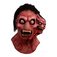 Front view of the Shrieker mask