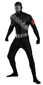SNAKE EYES BODYSUIT COSTUME 42