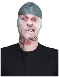 TOOTHLESS MAN MASK
