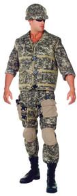 U.S. ARMY RANGER DLX ONE SIZE
