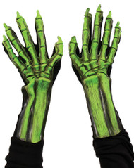 UV GREEN SKELETON HANDS