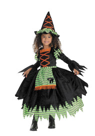 WITCH STORYBOOK SZ 1 TO 2 Front View