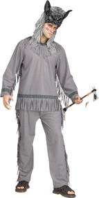WOLF COSTUME FRONT