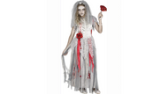 ZOMBIE BRIDE COSTUME MEDIUM