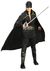 ZORRO ADULT STD