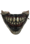 Twisty Clown Mouth Piece Mask Accessory