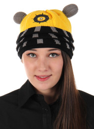 Doctor Who Yellow Beanie