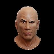 RLWE101 WWE The Rock Deluxe Halloween Mask - Front
