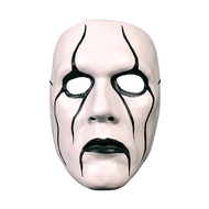 WWE Sting Face Mask - Front