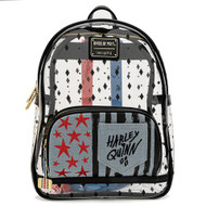 BoP Harley Clear Mini Backpack