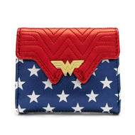 Wonder Woman R/W/B Wallet