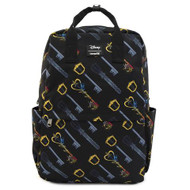 Kingdom Hearts Keys AOP Backpack